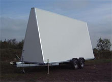 Advert trailer sales Hampshire