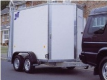 Ifor Williams box van BV5