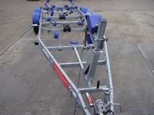 Brenderup boat trailers for sale and boat trailers for hire