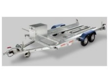 Fountain Trailers C100 car transporter
