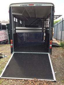Cheval Liberte Optimax 4 horseboxes for sale