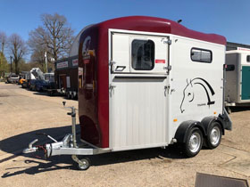 Cheval horse boxes Hampshire, Cheval Liberte Touring Country horsebox with saddle room