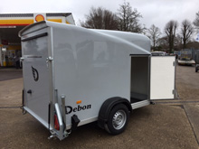 Trailers For Sale Debon Box Van Trailers For Sale Debon Trailers