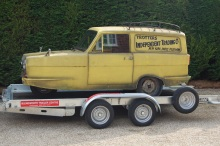 Car trailers from Blendworth, car transporters for sale