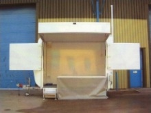 Arizona exhibition trailers from Blendworth Trailer Centre