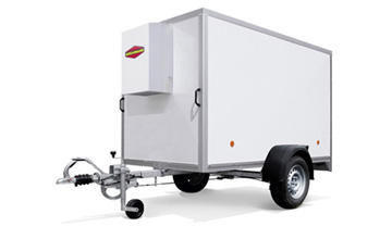 Fridge trailers for sale, fridge trailer hire, freezer trailers Portsmouth Hampshire, refrigerated trailer hire