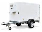 Fridge Trailers and Freezer Trailers