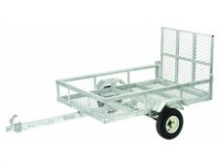 Garden / off road trailers - Single Quad Bike Trailer NG 272-1