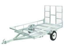 Garden / off road trailers - Double Quad Bike Trailer NG 273-1