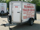Trailer Hire Hampshire