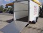 refrigerated trailer hire, trailers for hire