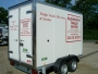 Hire fridge trailers