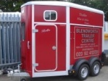 Horseboxes and Ifor Williams trailers for sale in Hampshire