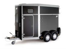 Ifor Williams HB403 Single Horsebox Trailer