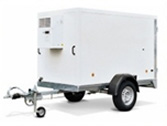 Fridge trailers for sale, freezer trailers for hire