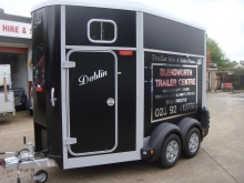 Ifor Williams horseboxes, Ifor Williams horse trailers for sale from Blendworth Trailer Centre