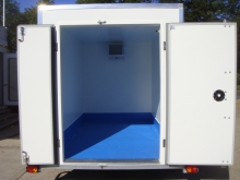 Ice Box fridge freezer trailers