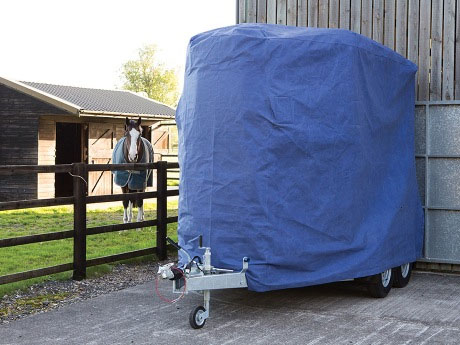 Ifor Williams HBX horsebox cover