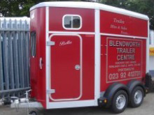 Blendworth Trailer Centre - Ifor Williams horseboxes and trailers for sale and trailers for hire