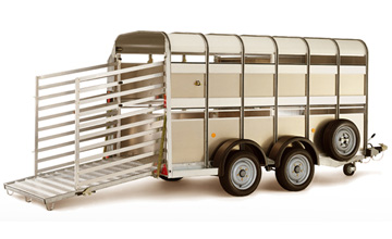 Ifor Williams livestock trailers for sale, Ifor Williams animal trailers Portsmouth Hampshire, livestock trailer hire