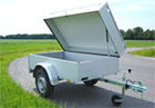 Lockable Lid / Camping Trailers