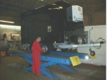 Trailer servicing Portsmouth area