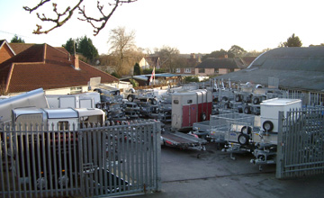 Used trailers Portsmouth Hampshire, secondhand horse trailers, used horseboxes