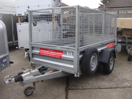 Secondhand trailers and special offers